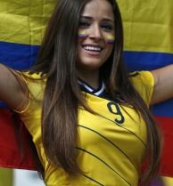 Колумбийка