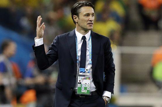 футбольный тренер хорватии фото удачное время для